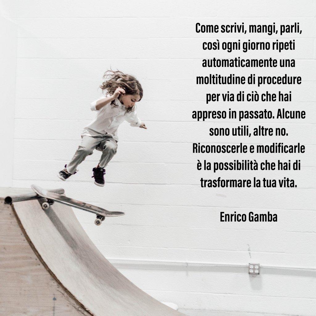 Apprendimenti - Psicologo Milano - dr. Enrico Gamba