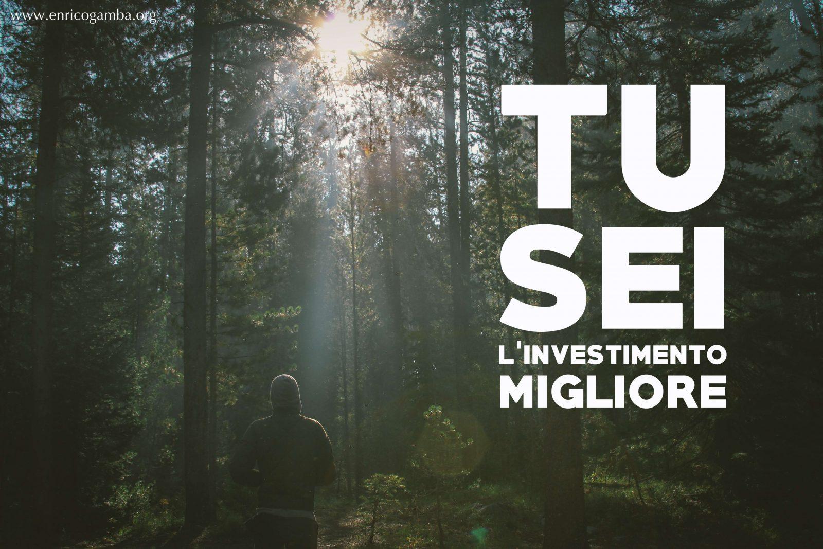 Cinque buoni motivi per investire nella crescita personale