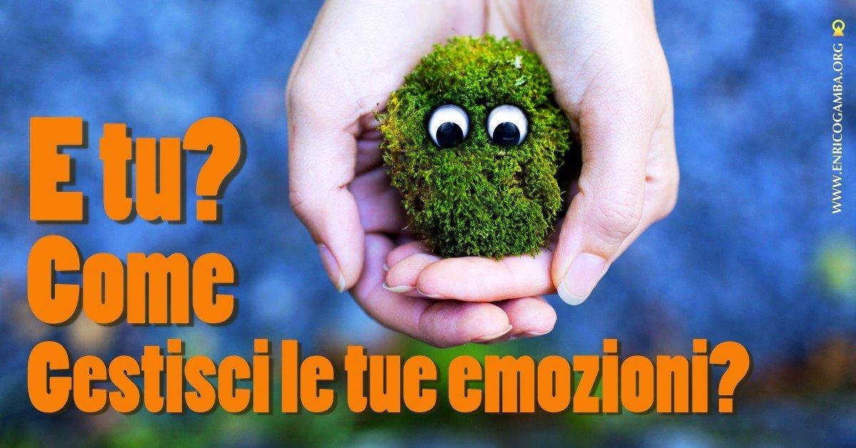 L'emotività è molto importante nel definire le nostre vite.