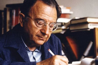 Erich_Fromm_ Enrico Gamba