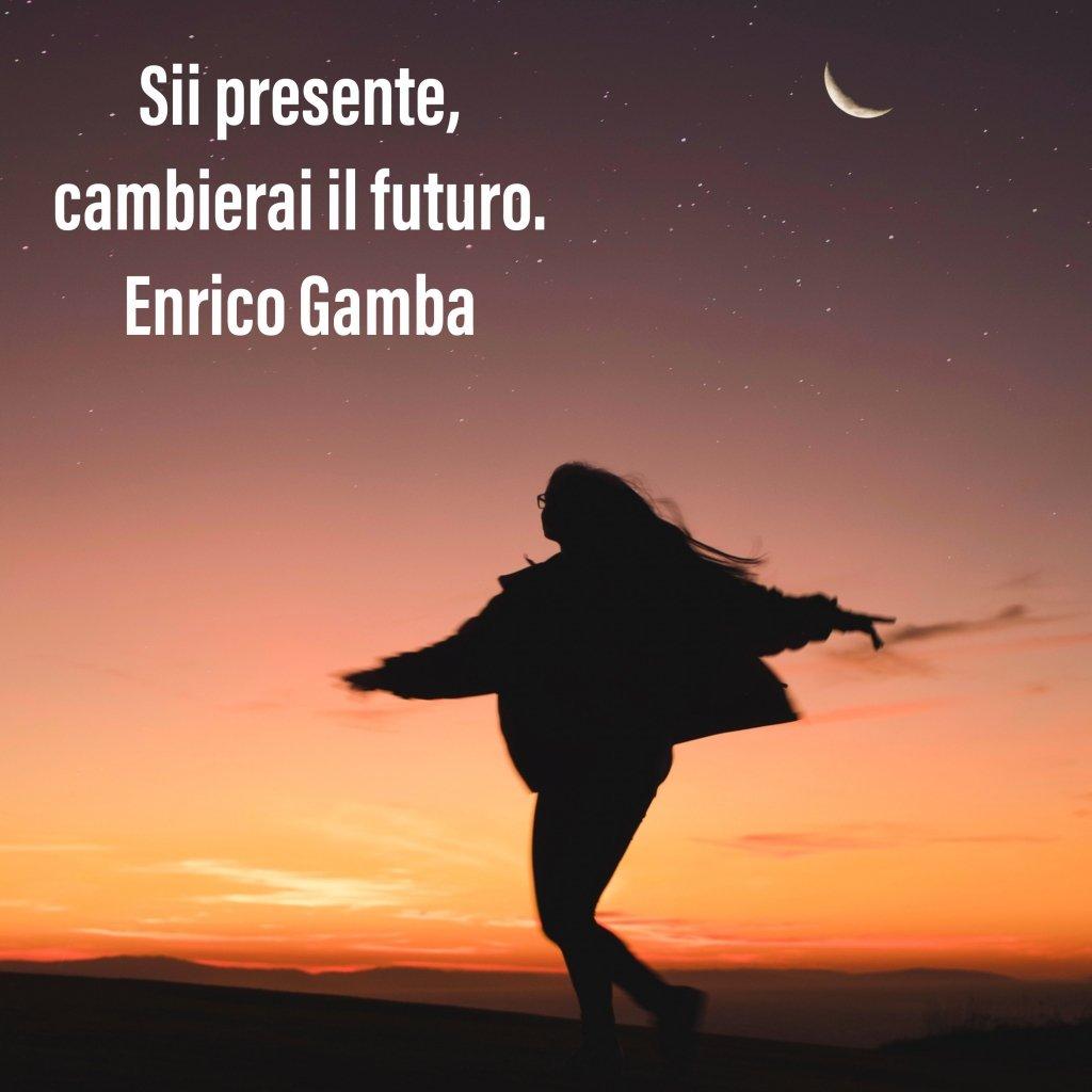Essere presenti - Psicologo Milano - dr. Enrico Gamba