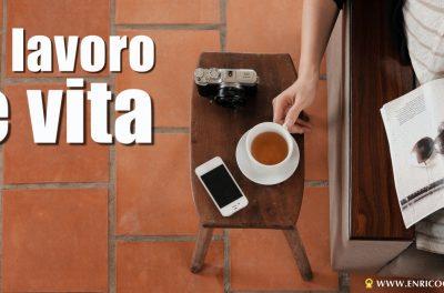 Il lavoro è vita - Psicologo Milano