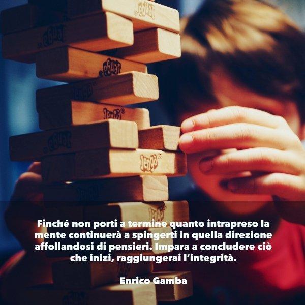 Integrità - Psicologo Milano - dr. Enrico Gamba