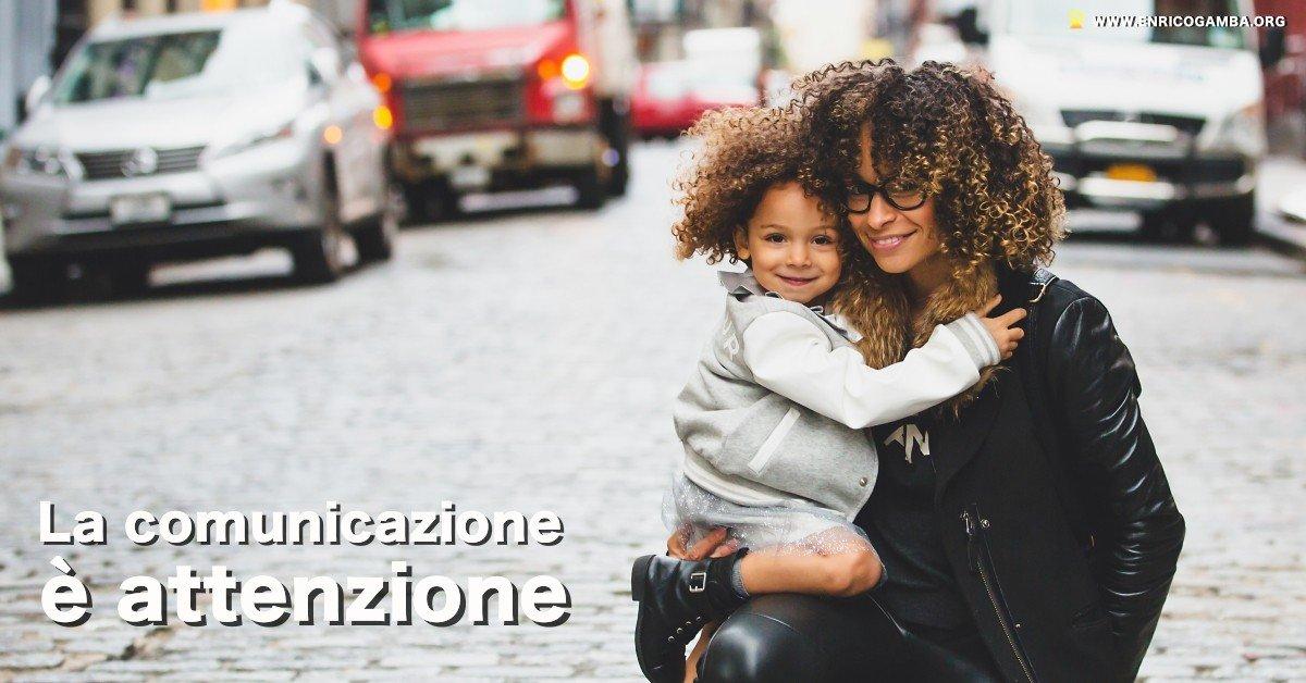 La comunicazione è attenzione - Psicologo Milano