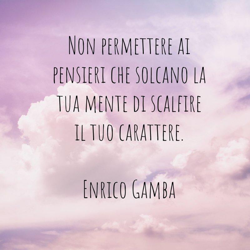Pensieri e carattere - Psicologo Milano - dr. Enrico Gamba