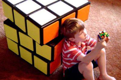 Psicologo Milano - Problem Solving - Cubo magico