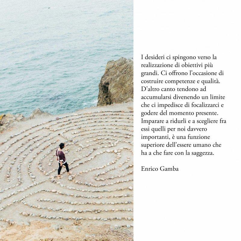 Ridurre i desideri - Psicologo Milano - dr. Enrico Gamba