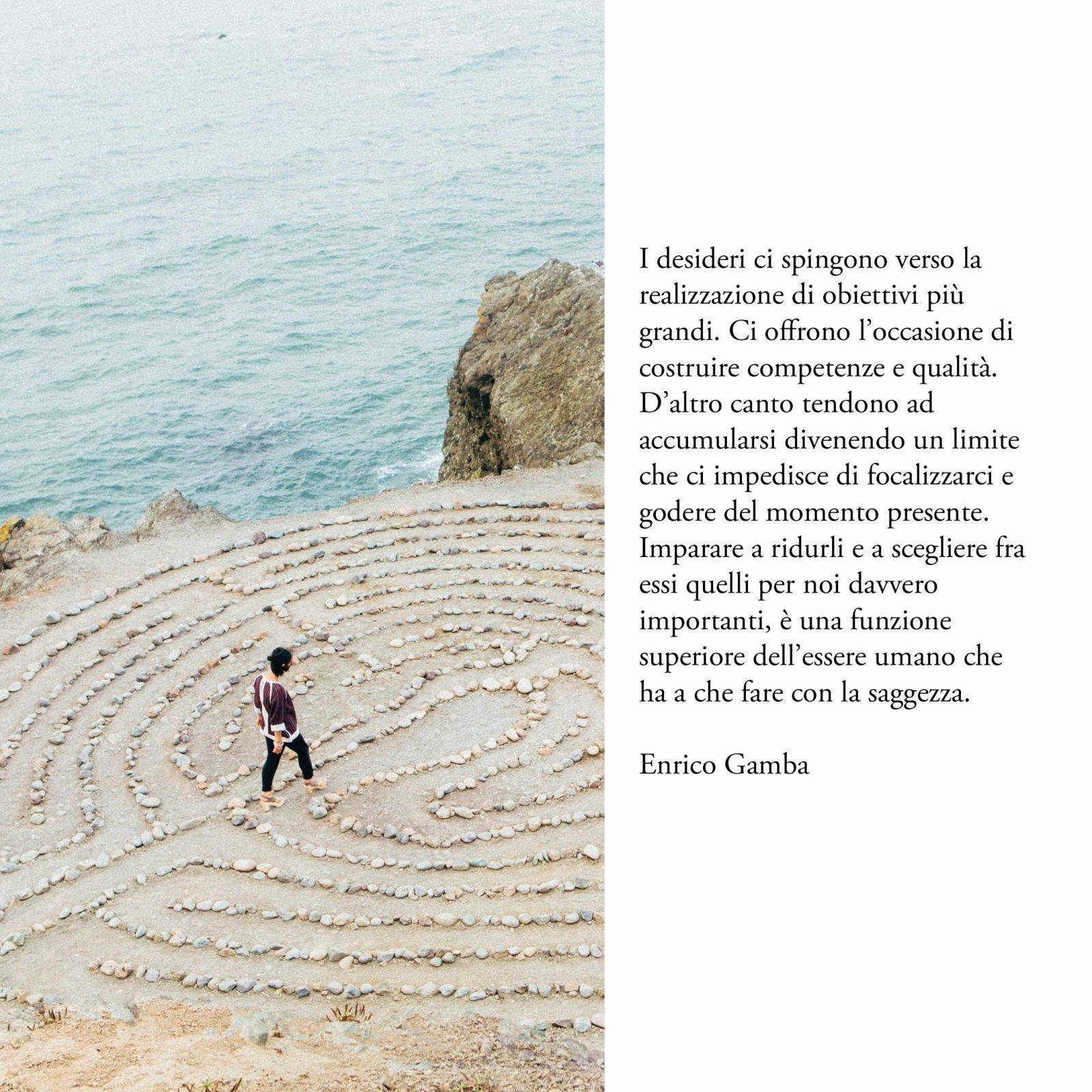Ridurre i desideri – Psicologo Milano – dr. Enrico Gamba
