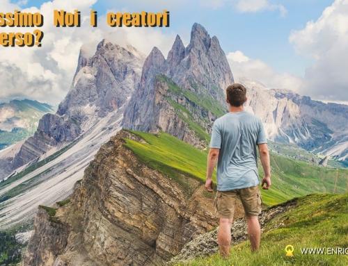 E se fossimo noi i creatori dell'Universo? Robert Lanza e il biocentrismo.