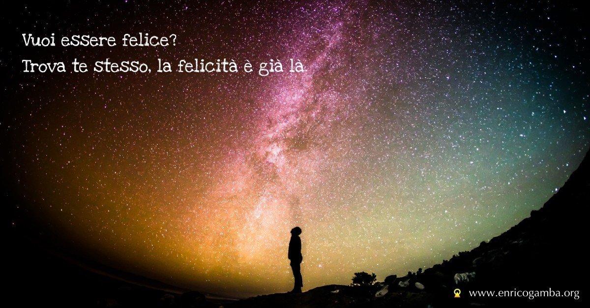 Voglio essere felice - psicologo Milano