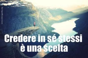 credere in sé stessi - Psicologo Milano