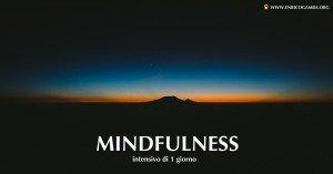enrico gamba intensivo di mindfulness